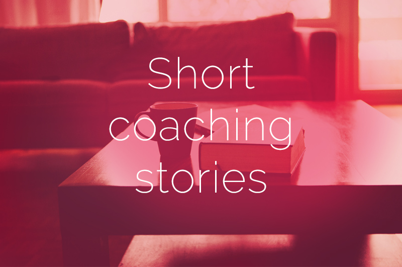 Short coaching stories by Roland & associes